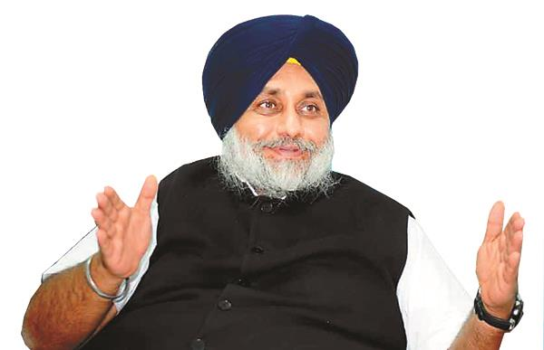 expansion of party  s organizational structure by sukhbir badal