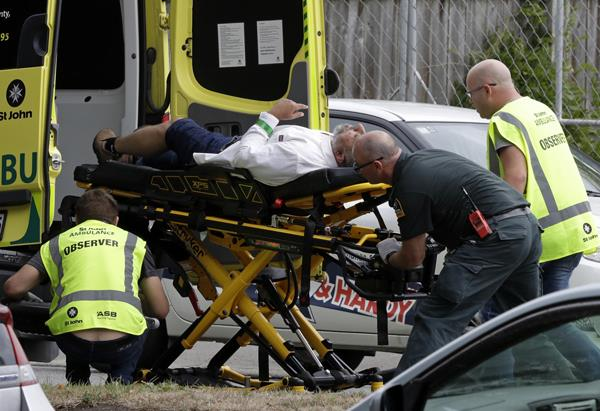 twenty two deaths in new zealand  s horrific assault on two mosques
