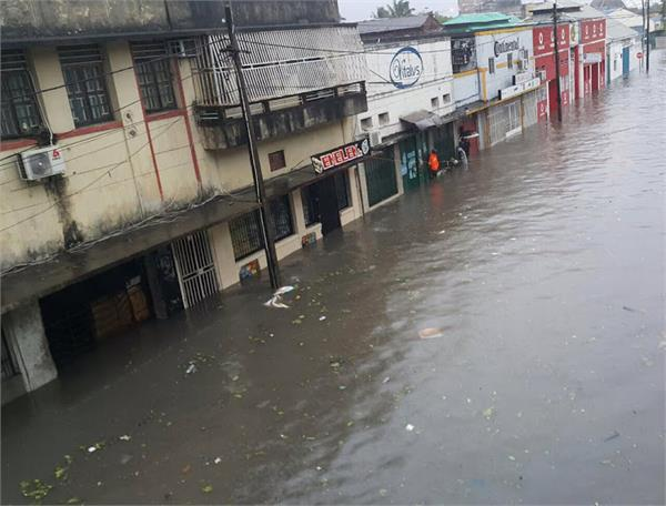 tropical cyclone mozambique