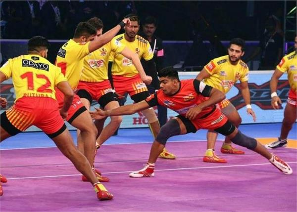 pro kabaddi league  seventh season