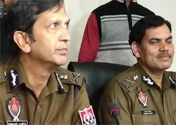 bathinda  lok sabha elections 2019  dgp dinkar gupta  meeting
