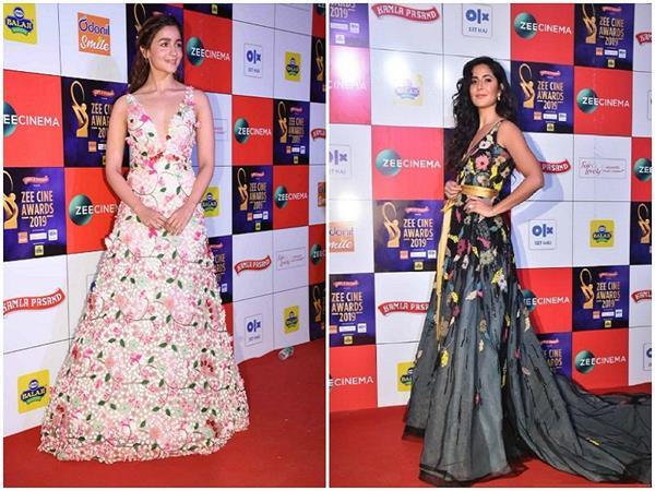 Zee Cine Awards 2019: ਬਾਲੀਵੁੱਡ ਸਿਤਾਰਿਆਂ ਨੇ ਲਾਈ ਮਹਿਫਲ