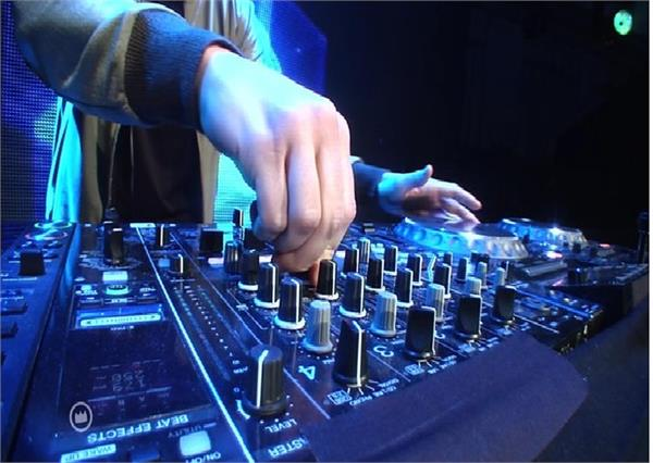 controversy over playing dj