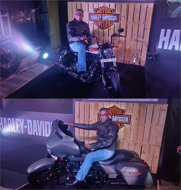 harley davidson forty eight special and street glide special