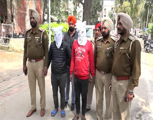 company  agent  lutera gang  police  loot  robbers arrest