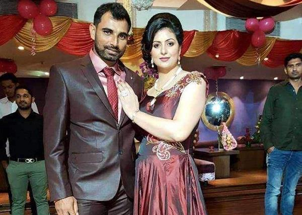 mohammed shami hassan jahan cricketer charge sheet