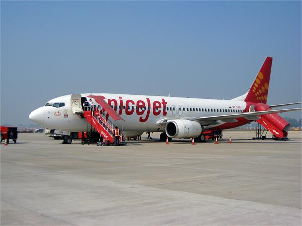 spicejet announces 14 flights given ticket money refund