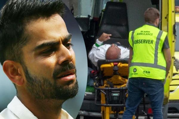 cricket world tragedy in new zealand  s mosque attack