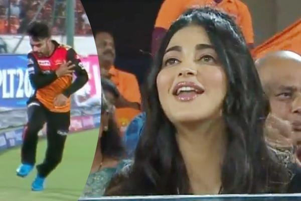 rashid s excellent fielding and bollywood actress