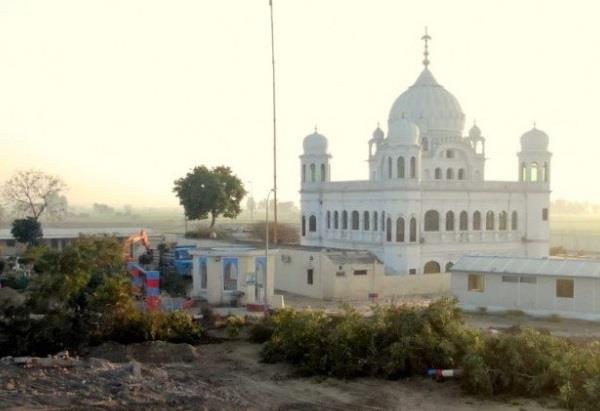 kartarpur sahib  land  pakistan