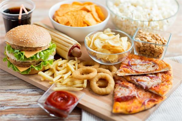 unhealthy diet risk of death