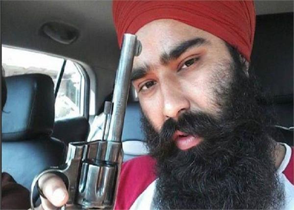 gangster dilpreet baba  remand  jalandhar  court