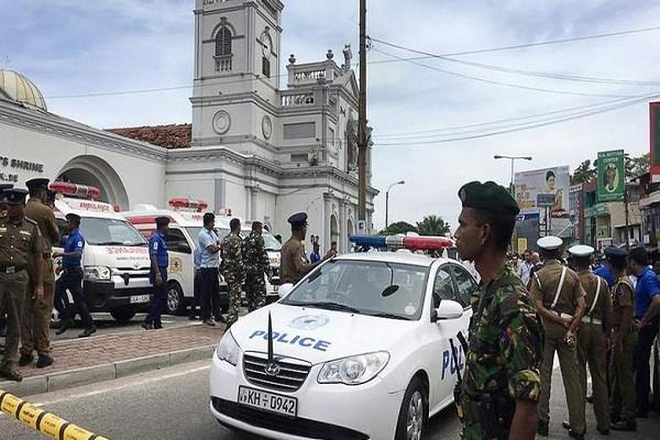 359 died sri lanka bombings