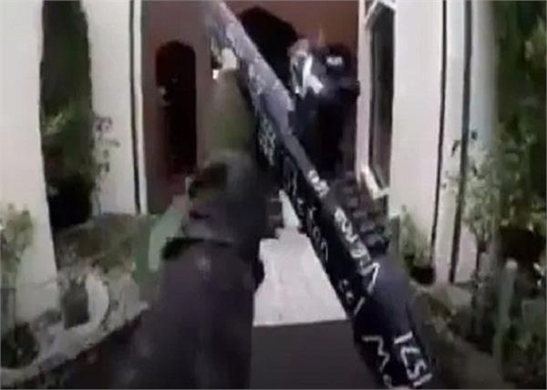 new zealand  mosque shootout video