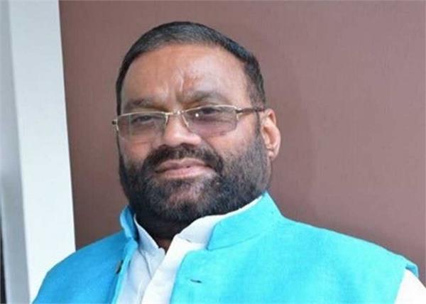 yogi sarkar cabinet minister swami prasad maurya house raid
