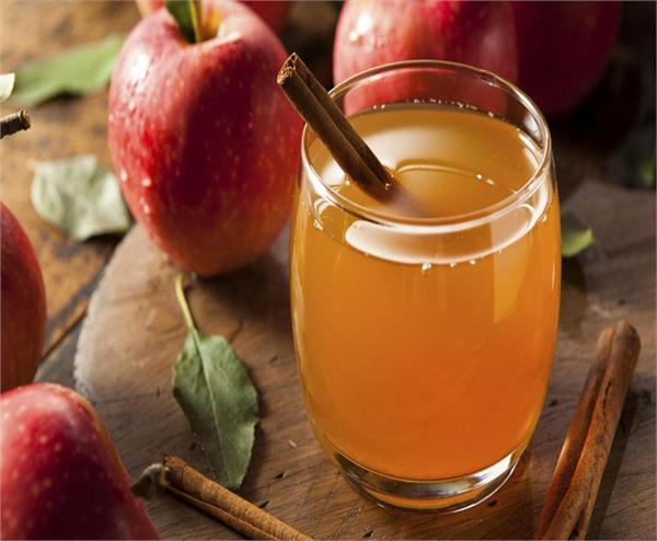 apple tea health benifits