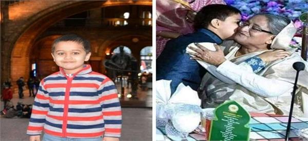 sheikh hasina grandson sri lanka blasts
