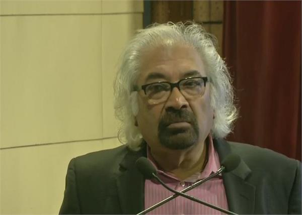 balakot air strike sam pitroda congress
