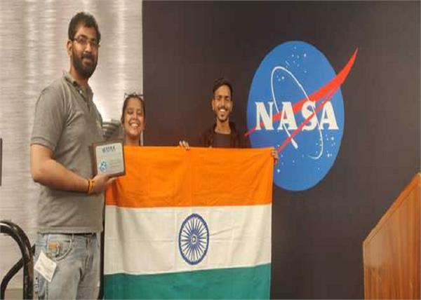 nasa  3 indian teams
