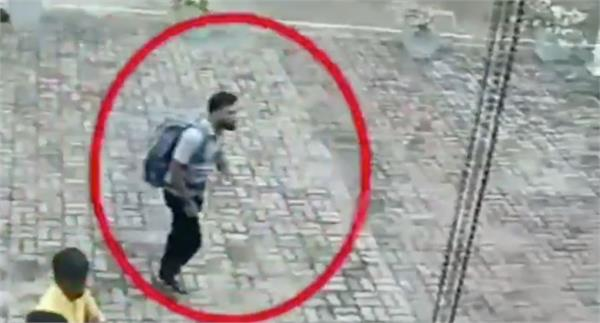 sri lankan blast  suspected cctv convicted of going to church