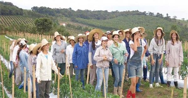 inside the brazilian all woman village desperate for men
