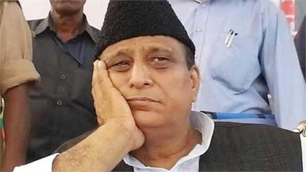 ec bans azam khan from campaigning for 72 hours