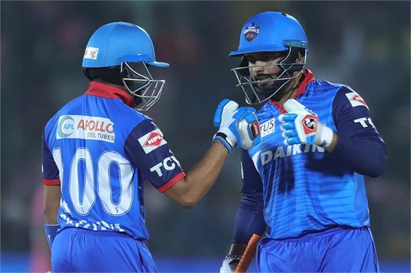 ipl 2019 rahane s century worthless delhi beat rajasthan by 6 wickets