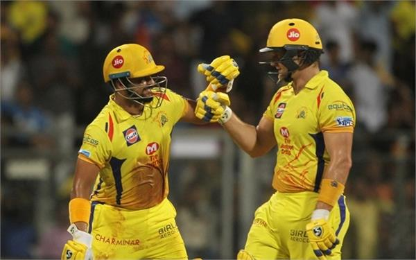 ipl 2019 chennai super kings beat hyderabad by 6 wickets