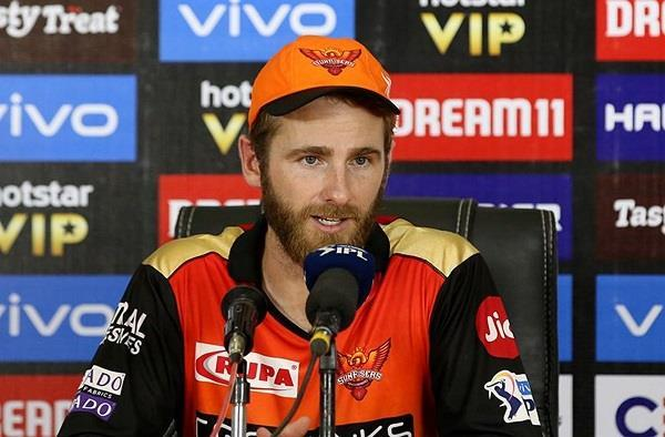 after the loss  hyderabad captain williamson gave the statement