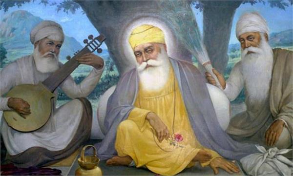 walking with guru nanak