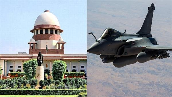 center asks supreme court  in rafael deal p m o do not interfere