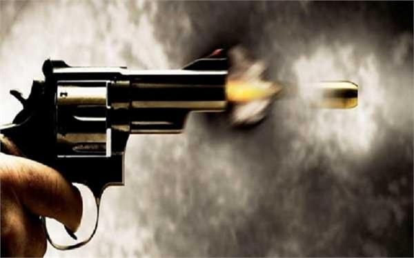 military man shot his girlfriend father