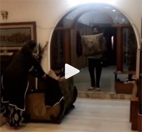 yuvraj hans and mansi sharma video viral