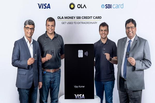 ola will issue credit cards