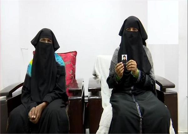 sister urges sushma swaraj her sister back to india