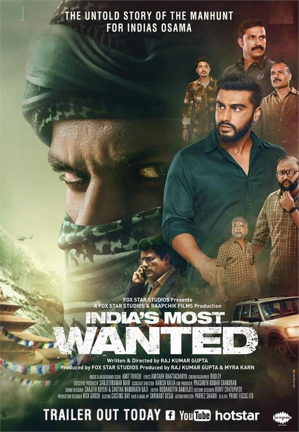 indias most wanted movie review