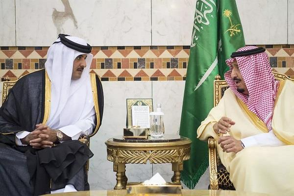 saudi invites qatar iran tension