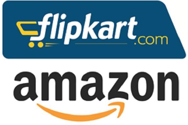 amazon  flipcart platform  close a huge discount