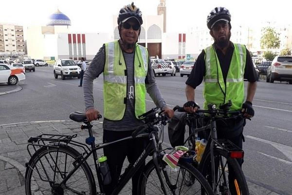 dubai  mohammad saleem and rizwan ahmed khan