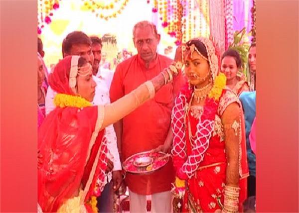 gujarat tribal village grooms sister marriage