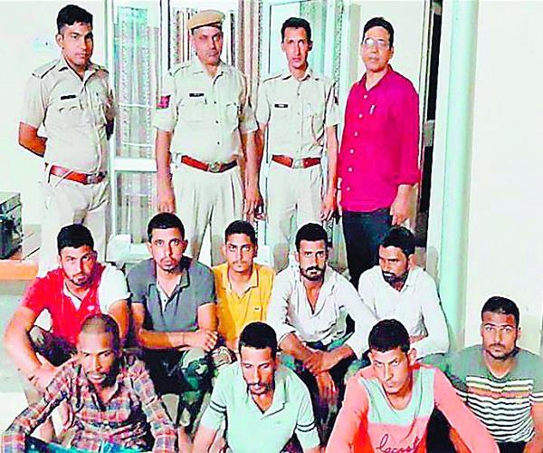 abohar  ankit bhadoo  partner  case registered