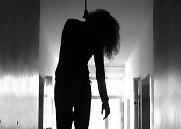 married girl committed suicide due to distress from husband