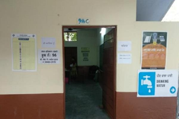 ludhiana 62 15  polling