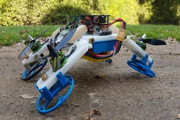 israel robot drone