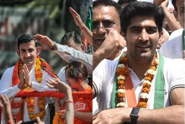 lok sabha elections 2019  gautam gambhir