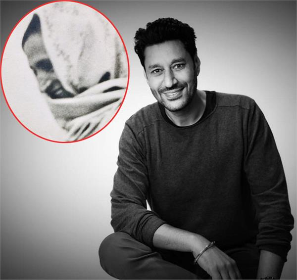 harbhajan mann share mother picture