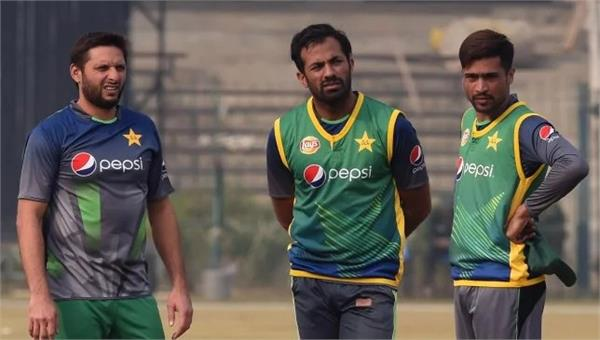 this pakistani cricketer was selected for the world cup team