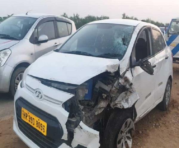 rohtaka accident anjal death