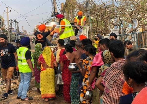 fani victims iit student and sikh organization