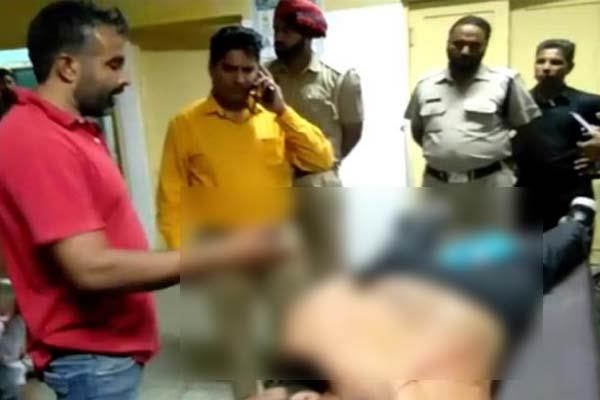deadly attack on bjp councilor ashok shonki
